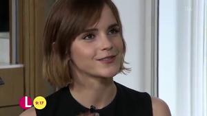 Emma Watson on ITV's 'Lorraine' on June 29, 2016