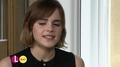 Emma Watson on Lorraine Show - emma-watson photo