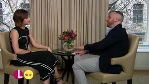 Emma Watson on Lorraine Show