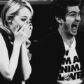 Emma and Andrew - emma-stone photo