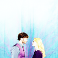 Emma and Graham - once-upon-a-time fan art