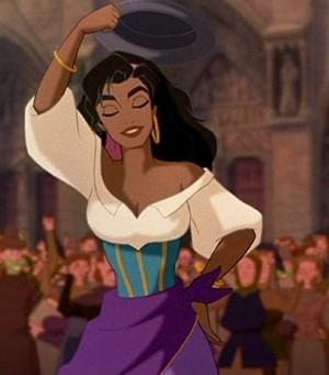 Esmeralda Dancing