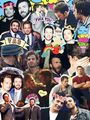 Evanstan collage - chris-evans-and-sebastian-stan fan art