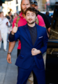 Exclusice: Daniel Radcliffe Visit 'The Late Show' (Fb.com/DanielJacobRadcliffeFanClub) - daniel-radcliffe photo