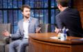 Exclusive: Daniel Radcliffe on Late Night with Seth Meyers (Fb.com/DanielJacobRadcliffeFanClub) - daniel-radcliffe photo