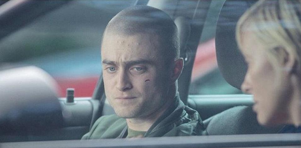 Exclusive Still from Daniel Radcliffe's Film Imperium (FB.com/DanielJacobRadcliffeFanClub)