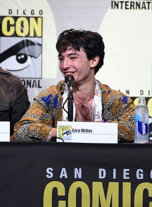 Ezra at Comic-Con 2016