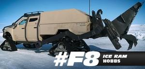 Fast 8 Cars - Hobbs' Ice Ram