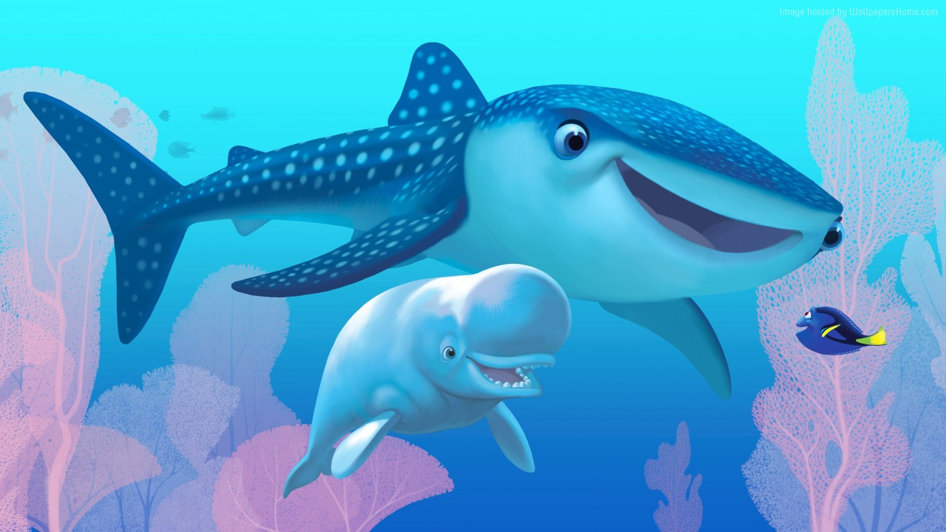 Finding dory images Finding Dory HD wallpaper and background photos (39711483)
