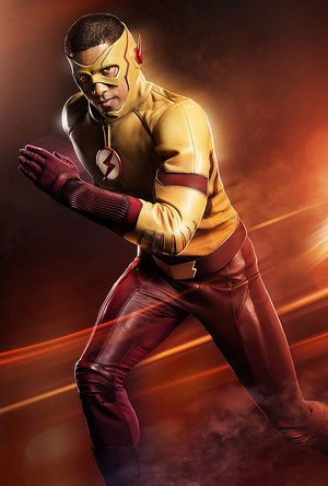First Look at Kid Flash