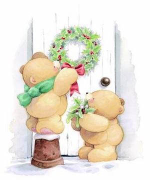 Forever Friends Christmas