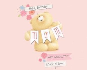 Forever Marafiki Happy Birthday Mum