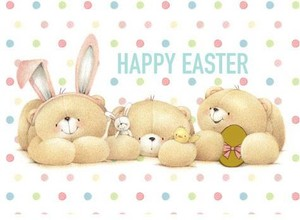 Forever Friends Happy Easter