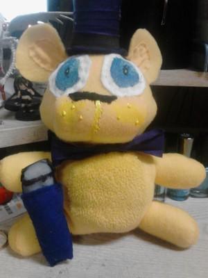 Fredbear Plushy 2 1