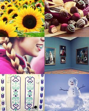 Frozen - Anna Aesthetics
