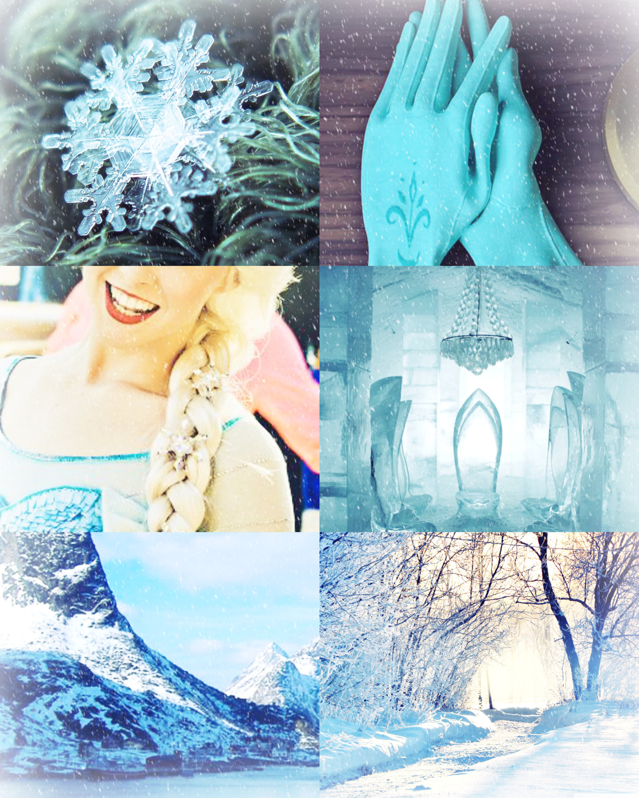 Frozen - Elsa Aesthetics