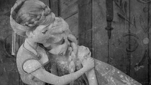 Frozen Fever old Foto style