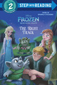 Frozen Northern Lights - The Right Track Book - frozen photo
