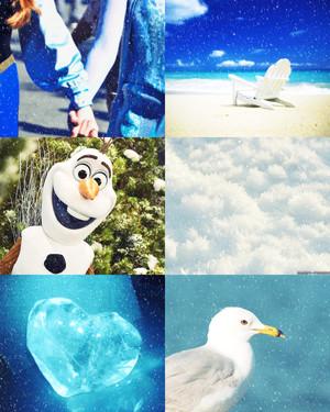 Frozen - Olaf Aesthetics