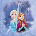 Frozen - frozen photo