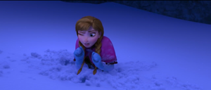 Walt Disney Screencaps - Princess Anna