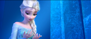 Walt Disney Screencaps - reyna Elsa