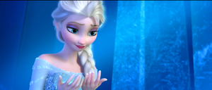 Walt Disney Screencaps - Queen Elsa