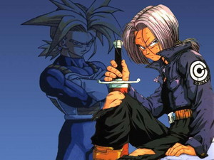Future Trunks 1