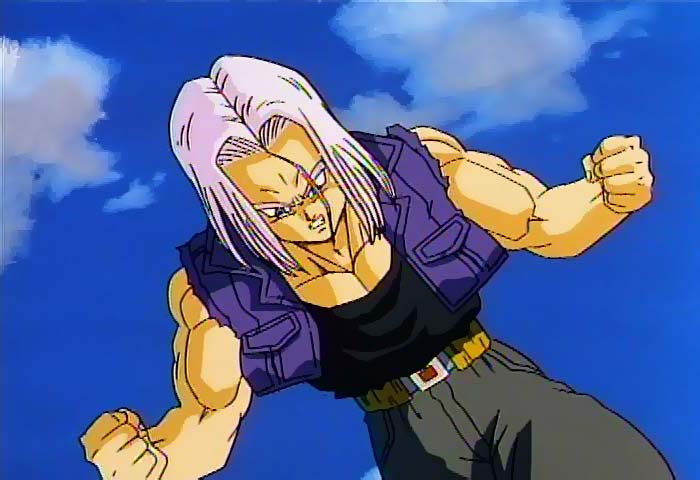 The Saiyans images Future Trunks wallpaper and background ...