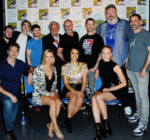 Game of Thrones Cast & Crew @ at San Diego Comic Con International 2016