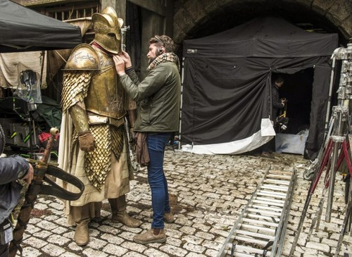Game of Thrones wallpaper called Game of Thrones- Season 6- Behind the Scenes