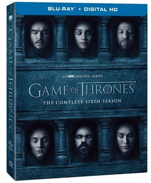 Game of Thrones- Season 6 Blu-ray