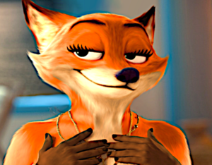Genderswapped Nick a bit もっと見る anthrotized