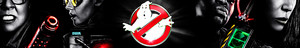 Ghostbusters Профиль Banners (Medium) - Yates, Holtzmann, Tolan and Gilbert