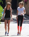 Gigi Hadid Taylor Swift Gigi Hadid Out Hike 4xZ13fuEvqml