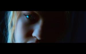 Gigi in Calvin Harris' How Deep Is Your upendo muziki Video