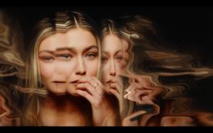 Gigi in Zayn's Pillowtalk muziki Video