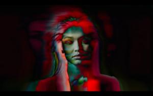 Gigi in Zayn's Pillowtalk âm nhạc Video