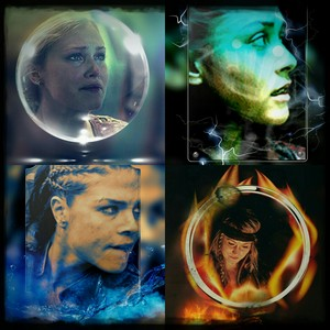 Girls of The 100