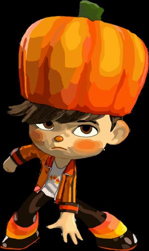 Gloyd Orangeboar - Eric4e's peminat Art