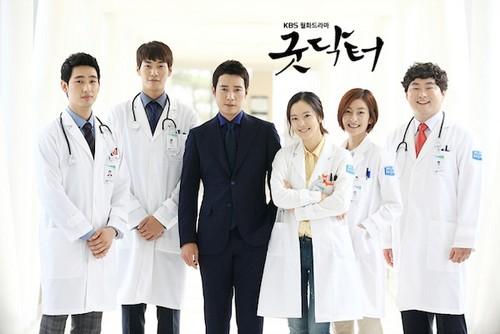 Korean Dramas karatasi la kupamba ukuta called Good Doctor