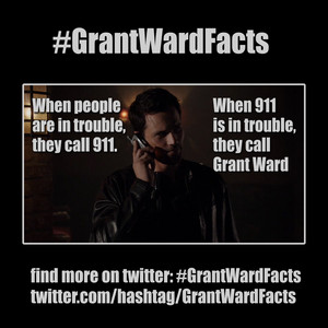Grant WardFacts