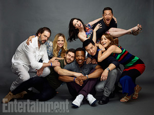 Grimm Cast @ Comic-Con 2016