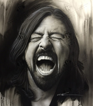 Grohl in Black III