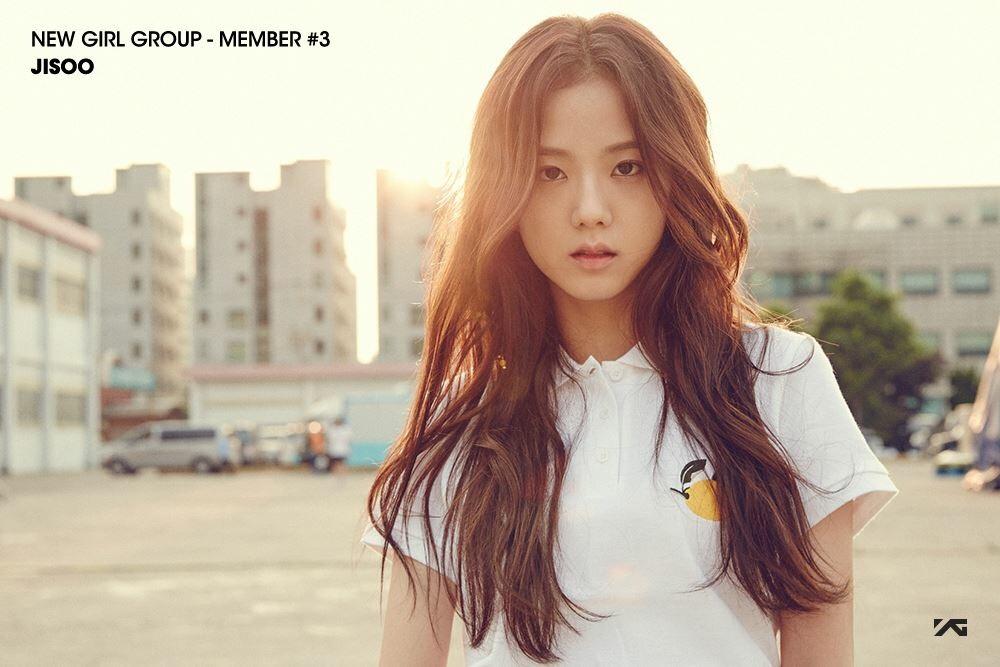 BLACK pink | Member #3 - Jisoo