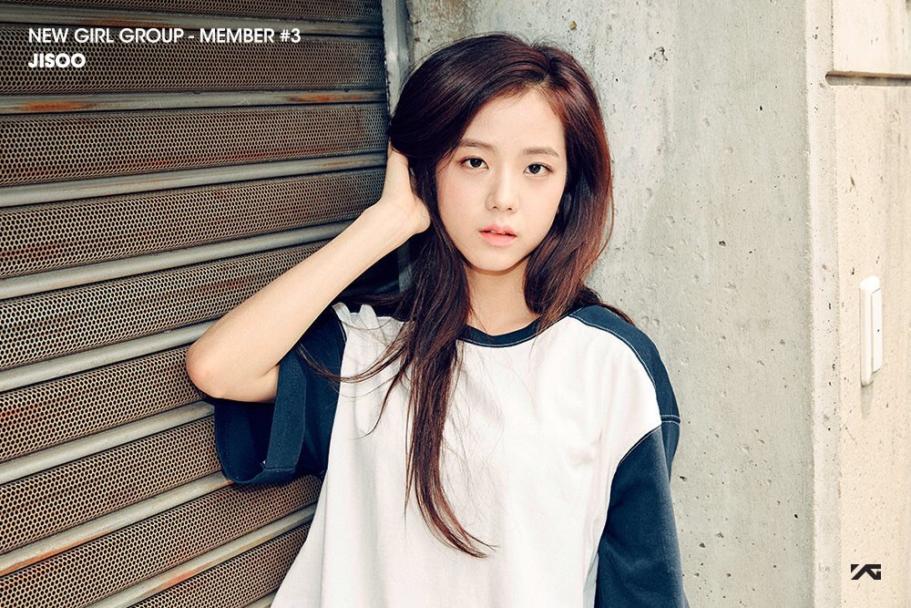 BLACK rose | Member #3 - Jisoo