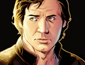 Han Solo - han-solo fan art