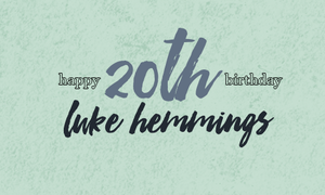 Happy Birthday Luke!!!!