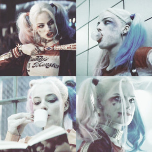 Harley Quinn in Suicide Squad 2016