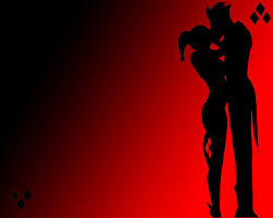Harley and Joker's figures